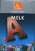 De Heer Milk Chocolate Letter Small  A 65g