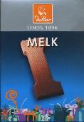 De Heer Milk Chocolate Letter Small  I 65g