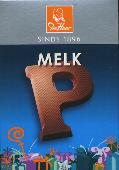 De Heer Milk Chocolate Letter Small  P 65g