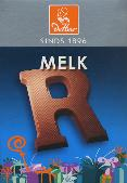 De Heer Milk Chocolate Letter Small  R 65g