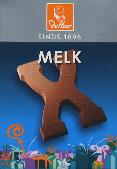 De Heer Milk Chocolate Letter Small  X 65g