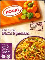 Clearance -- DATED: 04-18 Honig Mix for Bami Speciaal