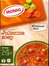 Honig Julienne Soep -- Soup Mix