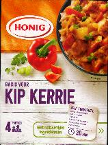 Honig Mix For Kip Kerrie Sauce 59g