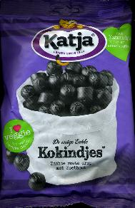 Katja Kokindjes Drop -- Soft Sweet Licorice -- 350g