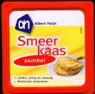 AH Smeerkaas Sambal -- spreadable cheese 100g