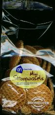 Stroopwafels--AH Mini Stroopwafels--Syrup Wafers Mini