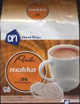 Albert Heijn Perla Mocha Coffee Pads 36 count 250g