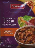 Appetita Hunters Stew Old Polish Style Bigos Seasoning 39g