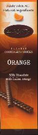 Baronie Orange Classic Chocolate Sticks -- 75g