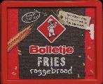 Bolletje Fries Roggebrood in a tub