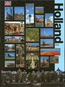 Holland a picture book  -in English-