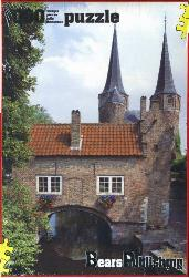 1000 Piece Puzzle Delft 19 X 27 inches