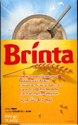Brinta -- Instawheat Cereal