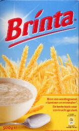 Brinta -- Instawheat Cereal --