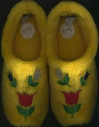 EU-25-27 Tulip Cloggy-- Tulip Slipper Child-s Size 9.5 - 10.5