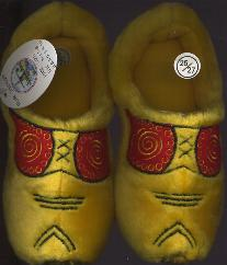 EU-25-27 Cloggy-- Slipper Child-s Size 9 - 10.5