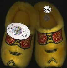 EU-22-24 Cloggy-- Slipper Child-s Size 7 - 8