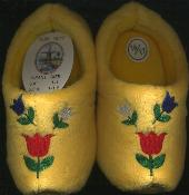 EU-16-17 Tulip Cloggy-- Slipper Child/Infant Size 1
