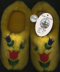 EU-22-24 Tulip Cloggy-- Tulip Slipper Child-s Size 7