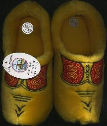 EU-28-30 Cloggy-- Slipper Child-s Size 11-13