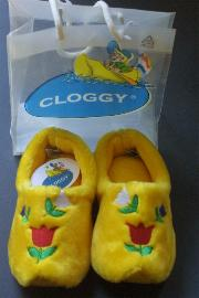 EU-40 Cloggy Tulip Slipper- Woman-s Size 9 - 9.5- Men-s 7.5 - 8
