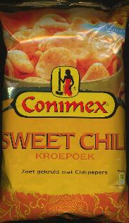Conimex Sweet Chili Kroepoek 75g