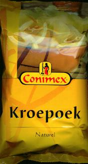 Conimex Kroepoek Natural Ready Made small 3.1 oz. 60g