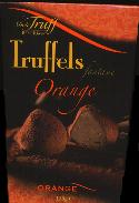 DeliTruff Orange Truffels from Belgium 175g
