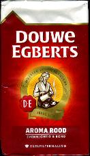 Douwe Egberts Aroma Rood Koffie Red Label Ground Coffee 500g