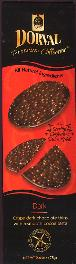 Dorval Chocolate -- Crispy Dark Chocolate 2.64oz