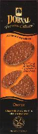 Dorval Chocolate -- Crispy Orange Chocolate 2.64oz