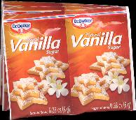 Dr. Oetker Natural Vanilla Sugar 6 X 8g envelopes