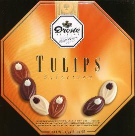Droste Tulips Boxed 175g