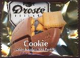 Droste Milk Chocolate XXL Pastille with Cookie