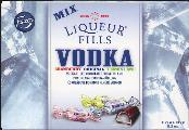 Fazer Liqueur Mix Vodka Chocolates 150g