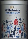 Fortuin Wilhelmina Peppermints in Tin 500g