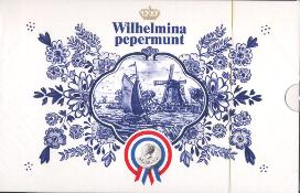 Wilhelmina Peppermints Boxed 500g