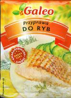 Galeo Przyprawa Do Ryb -- Herbal & Vegetable Seasoning For Fish