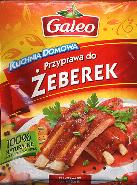 Galeo Przyprawa do Żeberek -- Herbal and Vegetable Seasonin