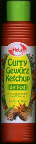 Hela Curry Gewürz Ketchup Delikat-Spicey Curry Ketchup Mild