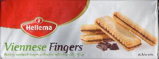 Hellema Viennese Fingers -- Buttery Fingers 150g