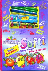 Hitschler Softi Chewy Candy Case of 200