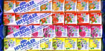 Hitschler Softi Fruit Cubes 4 X 8 Pack 360g