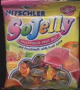 Hitschler SoJelly Fruit Jellies 225g