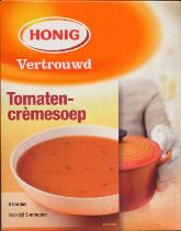Honig Cream of Tomato Soup