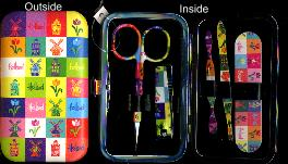 Manicure Set -- Holland -- 4x2inches
