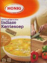 DATED : 11-18 Honig Indiase Kerrie Soep -- Curry Soup