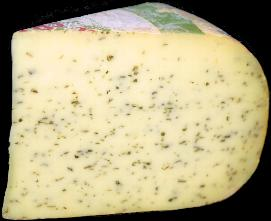 Mild Gouda Basil and Garlic Priced per lb.