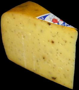 Friese Kruidnagel Clove Cheese priced per lb.